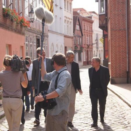 Besuch von Innenminister Breitner in Lauenburg