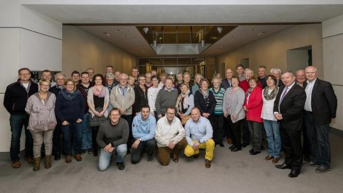 Meine erste BPA-Gruppe in diesem Jahr zu Gast in Berlin